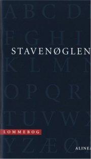 stavenøglen, lommebog - bog