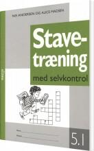 stavetræning med selvkontrol, 5-1 - bog