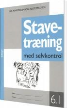 stavetræning med selvkontrol, 6-1 - bog