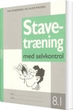 stavetræning med selvkontrol, 8-1 - bog