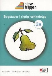 stavetrappen 2e - 2f - bog