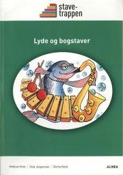 stavetrappen, lyde og bogstaver - bog