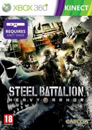 steel battalion heavy armour (kinect) - xbox 360