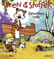 steen & stoffer 3: lapmarkens helte - bog