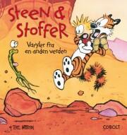 steen og stoffer 4: varyler fra en anden verden - bog