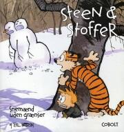 steen & stoffer 7: snemænd uden grænser - bog