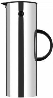 stelton termokande / kaffekande - sølv glas - 1l - Til Boligen