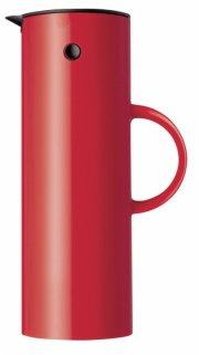 stelton termokande / kaffekande - rød - 1l - Til Boligen