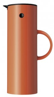 stelton termokande / kaffekande - orange - 1l - Til Boligen