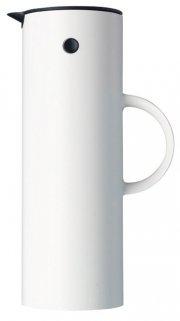 stelton termokande / kaffekande - hvid - 1l - Til Boligen