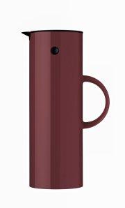 stelton - termokande / kaffekande - bourgogne - 1l - Til Boligen