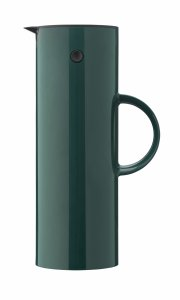 stelton em77 termokande / kaffekande - mørkegrøn - 1l - Til Boligen