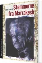 stemmerne fra marrakesh - bog