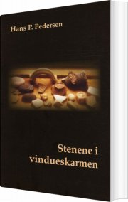 stenene i vindueskarmen - bog