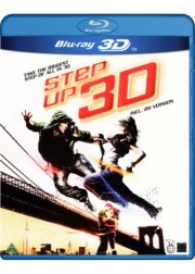 step up 3d - Blu-Ray