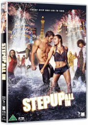step up 5 - step up all in - DVD