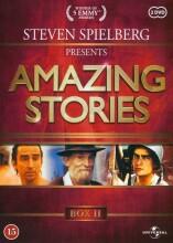 steven spielberg - fantastiske fortællinger - bog 2 - DVD