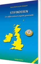 stifinderen - grammatikbog - bog