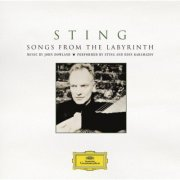 sting - songs from the labyrinth - cd
