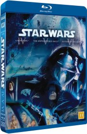 star wars blu-ray box - de originale film - episode 4, 5, 6 - Blu-Ray