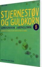 stjernestøv og guldkorn b - lærervejledning - bog