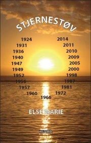 stjernestøv - bog