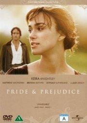 stolthed og fordom - DVD