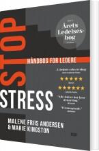 stop stress - bog