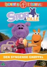 stor og lille 4 - den syngende gnøffel - DVD