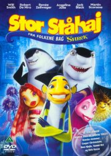 stor ståhaj - DVD