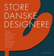 store danske designere, hb - bog
