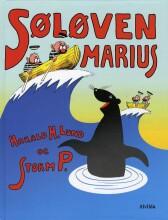 storm p. - søløven marius - bog