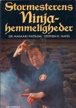 stormesterens ninjahemmeligheder - bog