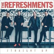 refreshments - straight up - cd