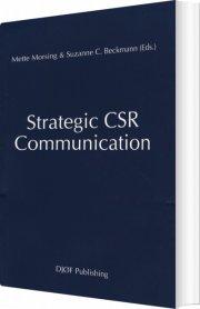 strategic csr communication - bog