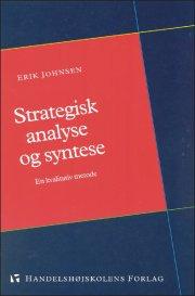 strategisk analyse og syntese - bog