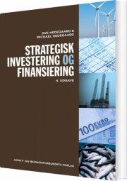 strategisk investering og finansiering - bog
