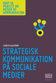 strategisk kommunikation på sociale medier - bog