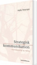strategisk kommunikation - bog