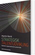 strategisk talentudvikling - bog