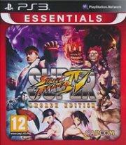 street fighter 4 - arcade ed. (essentials) - dk - PS3