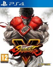 street fighter v (5) - PS4