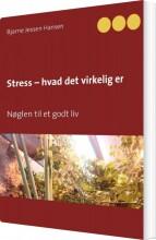 stress - hvad det virkelig er - bog