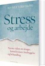 stress og arbejde - bog