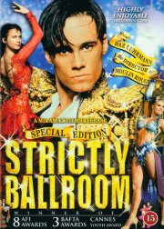 strictlyballroom - de forbudte trin - DVD