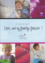 strik, smil og finurlige finesser 1 - bog