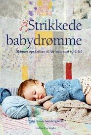 strikkede babydrømme - bog