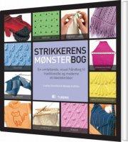 strikkerens mønsterbog - bog