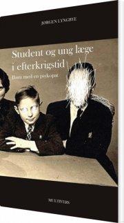 student og ung læge i efterkrigstid - bog