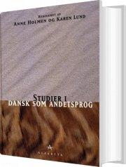 studier i dansk som andetsprog - bog